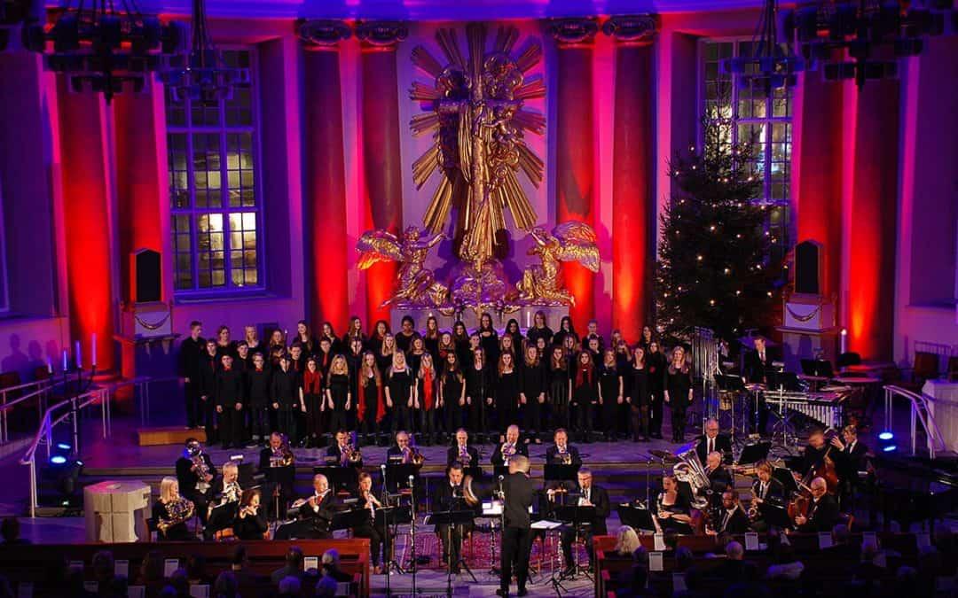 Strålande Jul i Domkyrkan – fyra slutsålda konserter