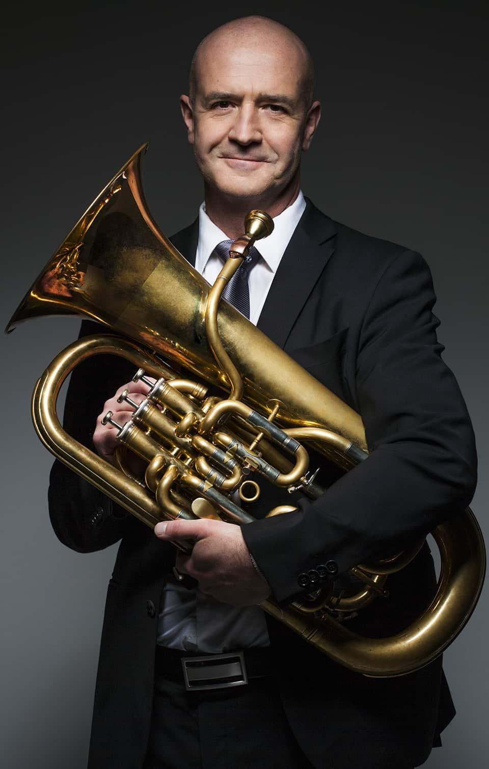 Anders Lundin, euphonium