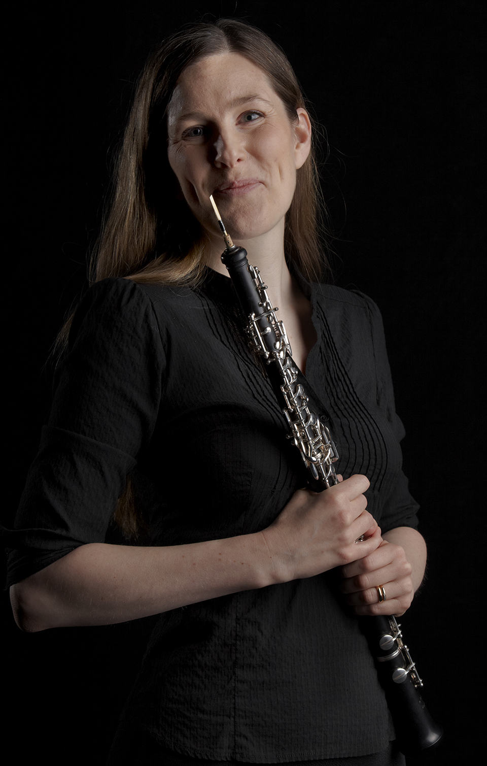 Anne-Christine Gran, oboe (tjänstl.)
