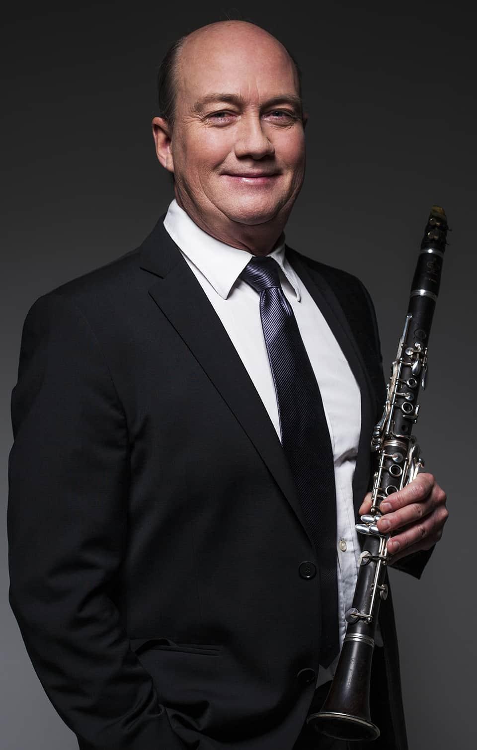 Göran Carlsson, klarinett