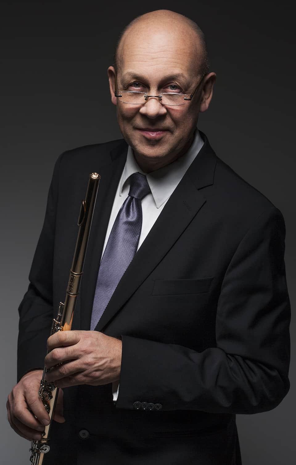 Göran Marcusson, flöjt