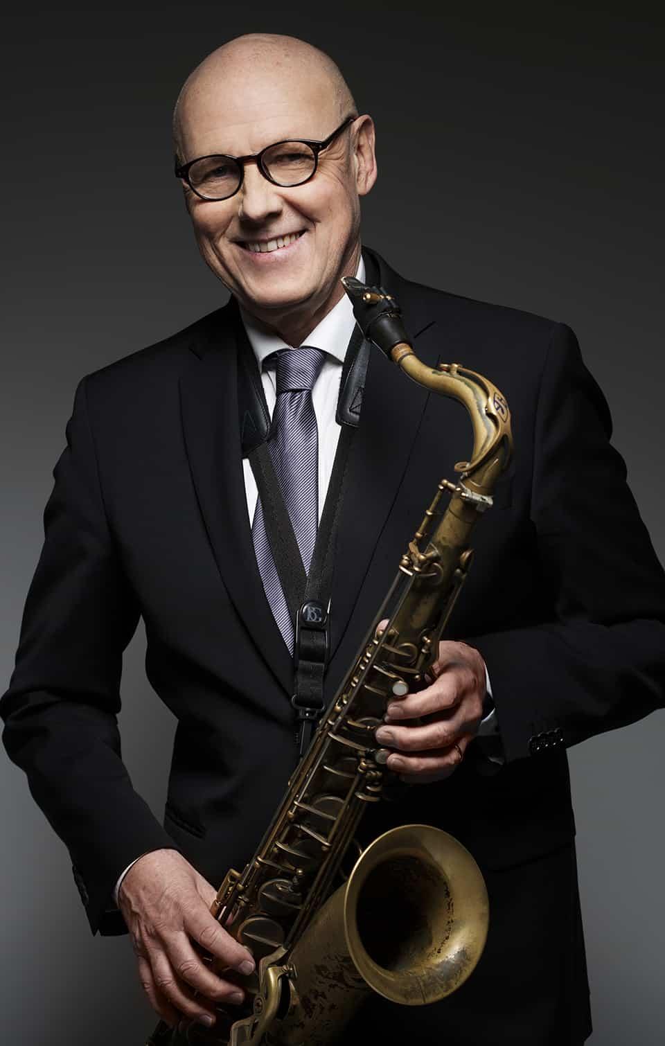 Kjell Henriksson, tenorsaxofon