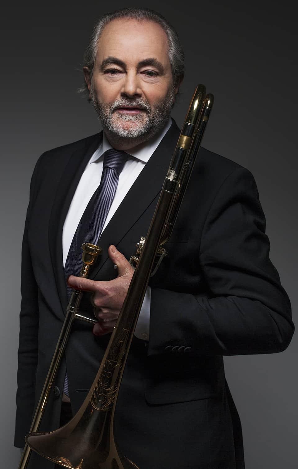 Martin Söderlund, trombon