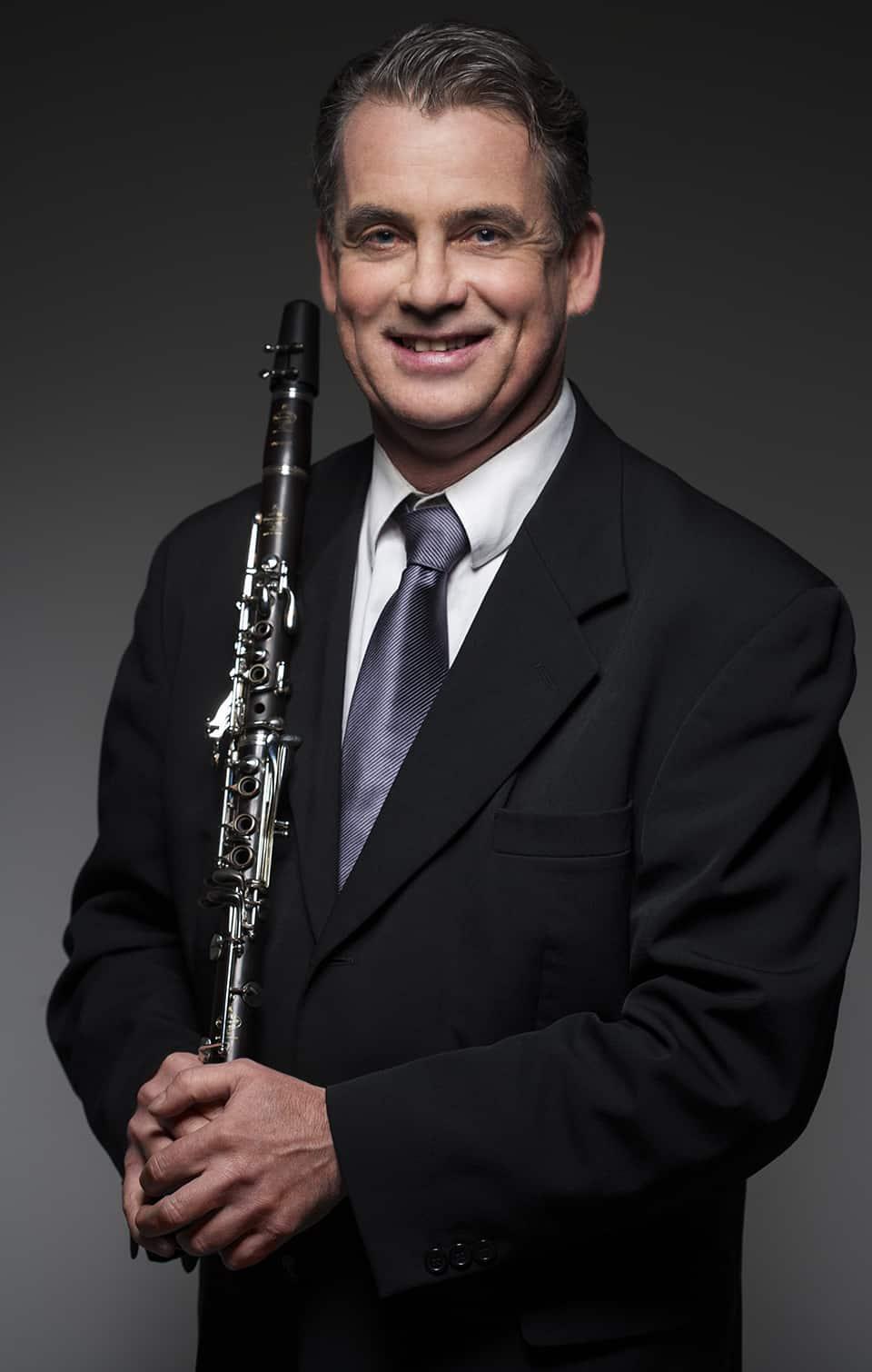 Ola Persson, klarinett