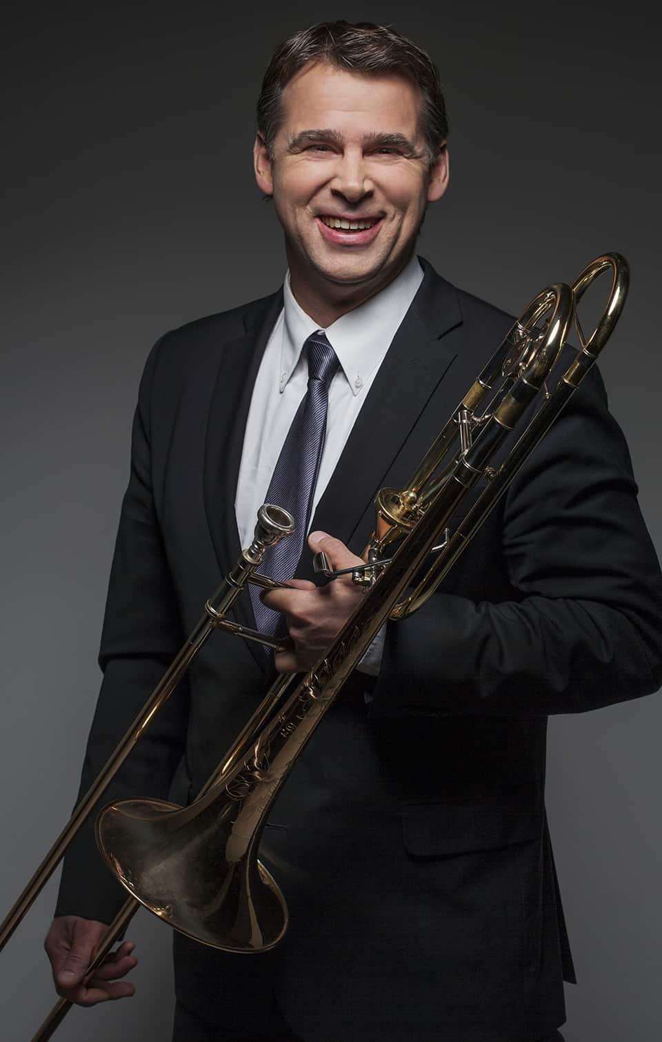 Robert Svensson, trombon