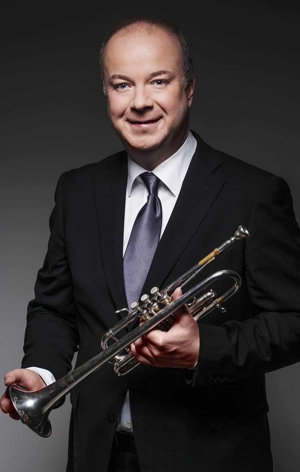 Robin Rydqvist, trumpet