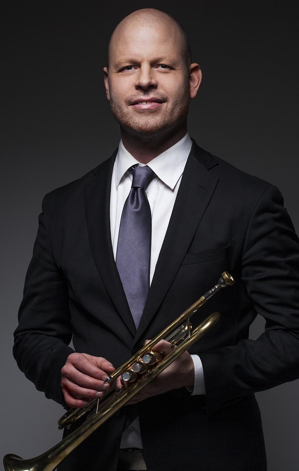 Ulrik Höglund, trumpet (vik.)